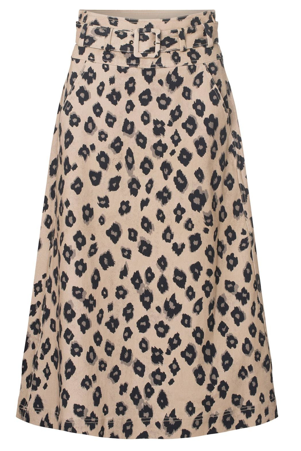 Munthe Calf-Lenght Skirt - Side Cropped Image