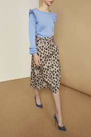 Munthe Calf-Lenght Skirt - Product Mini Image