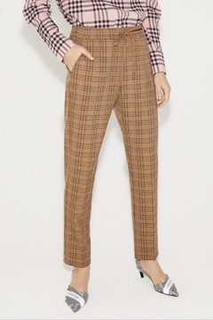 Munthe Checked Pants - Product List Image