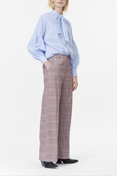 Munthe Checkered Pants - Product List Image