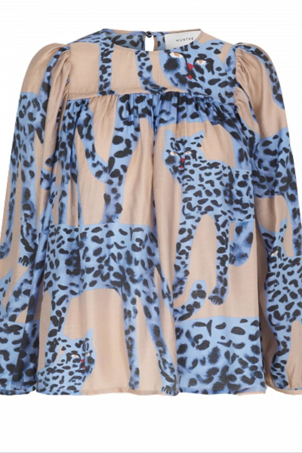 Munthe Cool, Artistic Blouse - Front Full Image