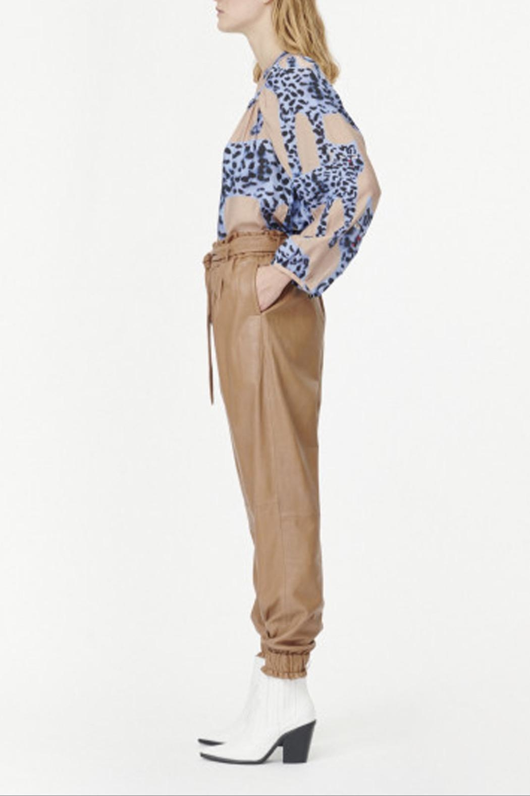 Munthe Cool, Artistic Blouse - Side Cropped Image