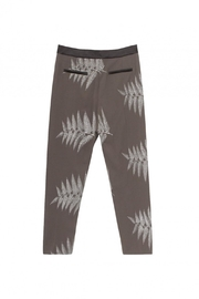 Munthe Embroidered Pants - Front full body