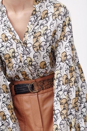 Munthe Face It Blouse - Side cropped