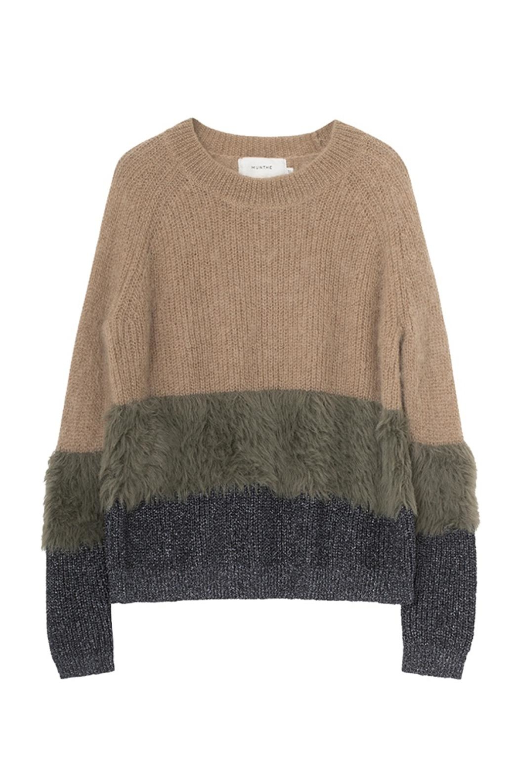 Munthe Gorgeous Sweater - Front Full Image