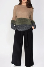 Munthe Gorgeous Sweater - Back cropped