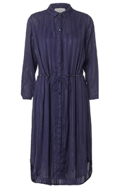 Munthe Indigo Dress - Product Mini Image