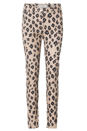Munthe Leopard Print Jeans - Front cropped