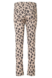 Munthe Leopard Print Jeans - Front full body