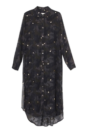 Munthe Long Shirt Dress - Front cropped