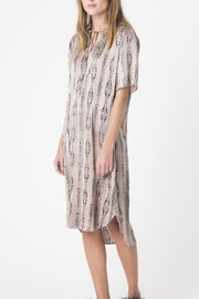 Munthe Silk Dress - Product Mini Image