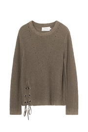 Munthe Soft Knitted Sweater - Product Mini Image