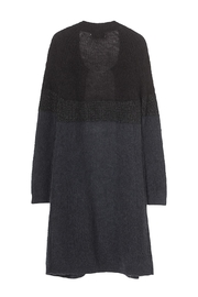 Munthe Soft Mohair Cardigan - Back cropped