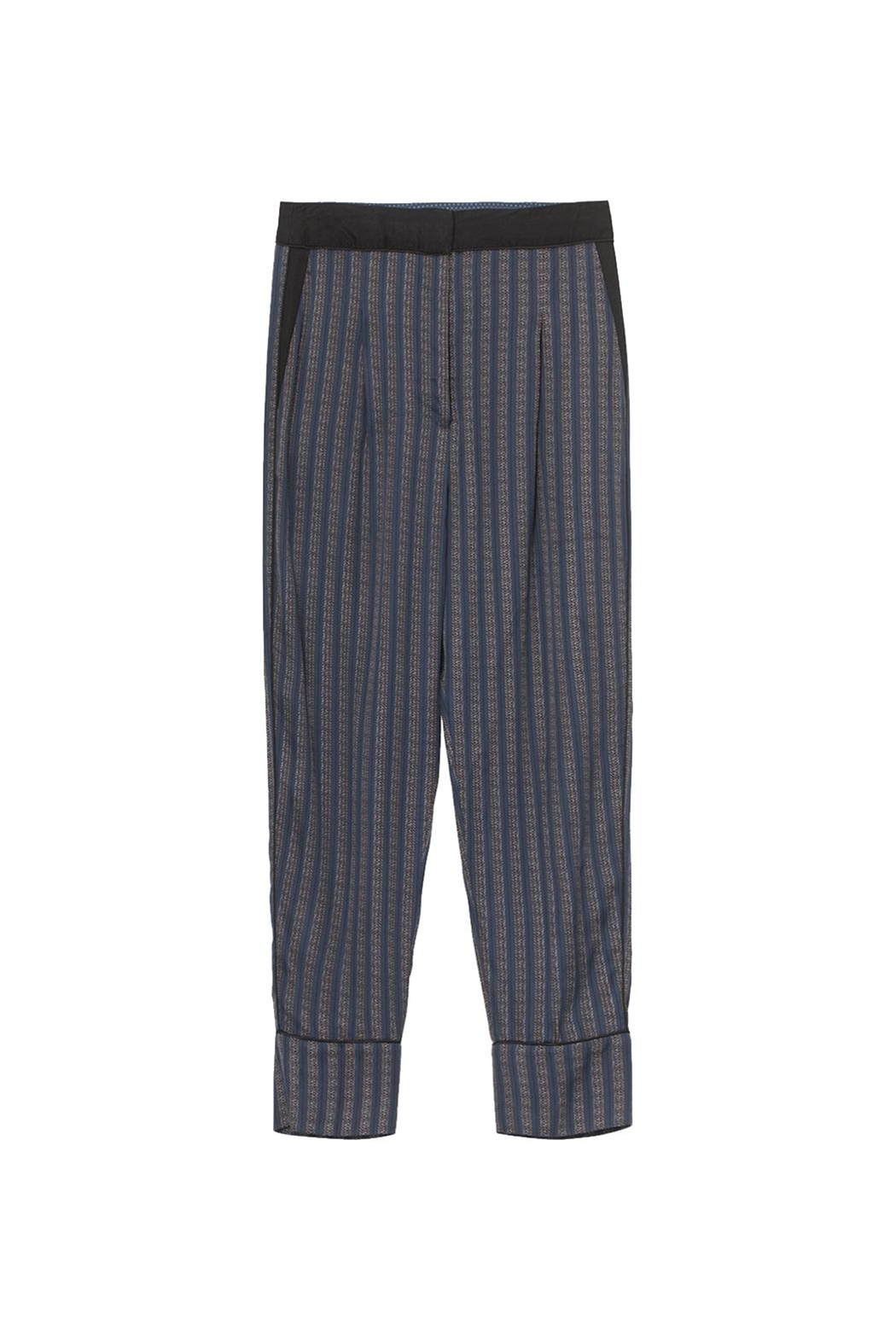 Munthe Hilary Stripe Pants - Main Image