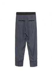 Munthe Hilary Stripe Pants - Side cropped
