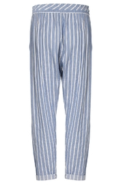 Munthe Striped Pants - Side cropped