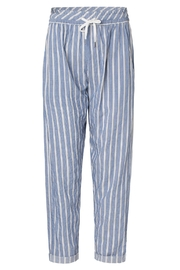 Munthe Striped Pants - Product Mini Image