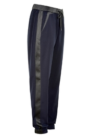 Munthe Suit Inspired Pants - Back cropped