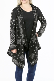 Mur Monoreno Asymmetrical Cardigan - Other