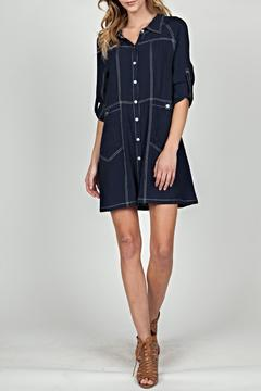 Shoptiques Product: Sailor Shirt Dress