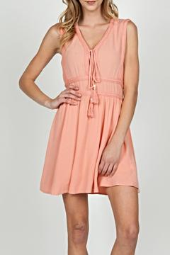 Shoptiques Product: Sleevelesss Tie Dress