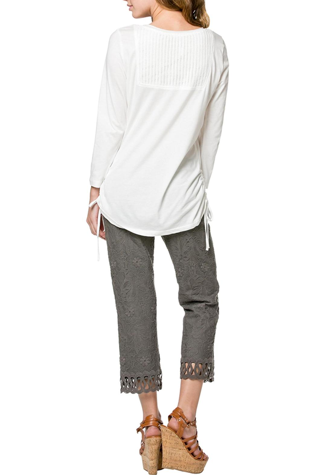 Mur Monoreno Tie  Sides Top - Front Full Image