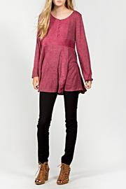 Mur Monoreno Very Berry Tunic - Product Mini Image
