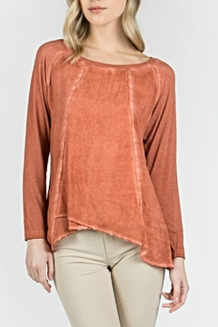 Mur Monoreno Vintage Dye Top - Product List Image