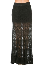 Mur Mur Lace Maxi Skirt - Side cropped