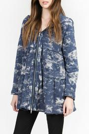 Mur Mur Tie Dye Hooded Jacket - Product Mini Image