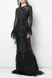 Murad Black Moya Gown - Product Mini Image