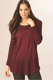 Gift Craft Murphy Sweater Tunic - Front cropped