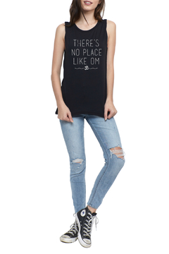 Shoptiques Product: Muscle No Place like Om Tank