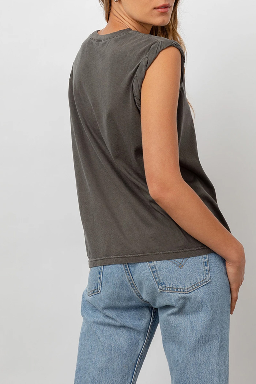 Rails Clothing Muscle Tank - Front Full Image