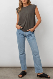 Rails Clothing Muscle Tank - Side cropped