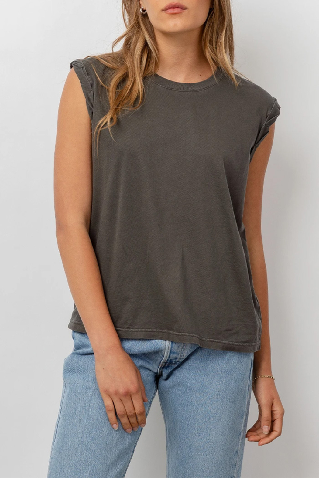Rails Clothing Muscle Tank - Front Cropped Image