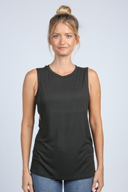 Articles of Society Muscle Tank with Shelf Bra - Product Mini Image