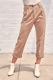 Muse Mixed Corduroy Trousers - Other
