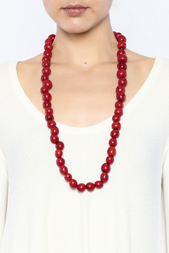 Mushpa + Mensa Amazon Pambil Necklace - Alternate List Image