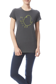 Mushpa + Mensa Bird T-Shirt - Product Mini Image