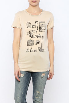 Mushpa + Mensa I Am T-Shirt - Product List Image