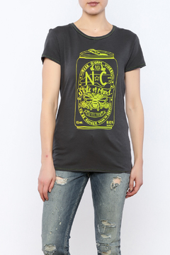 Mushpa + Mensa NC Grey T-Shirt - Product List Image