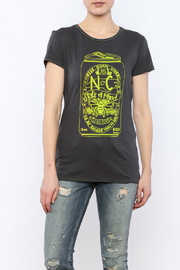 Mushpa + Mensa NC Grey T-Shirt - Product Mini Image
