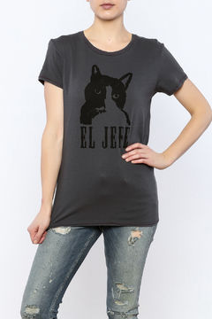 Mushpa + Mensa Cat Jefe T-Shirt - Product List Image