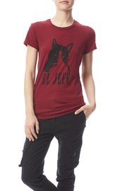 Mushpa + Mensa Cat T-Shirt - Product Mini Image