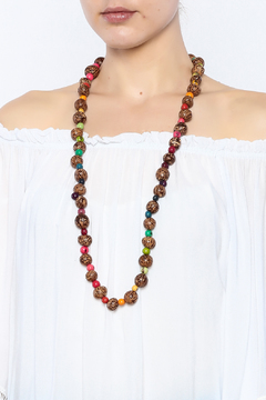 Mushpa + Mensa Pambil Acai Necklace - Alternate List Image