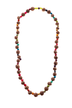 Mushpa + Mensa Pambil Acai Necklace - Product List Image