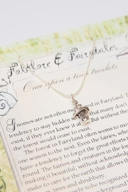 folklore & fairytales Mushroom storybook necklace - Front full body