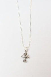 folklore & fairytales Mushroom storybook necklace - Product Mini Image