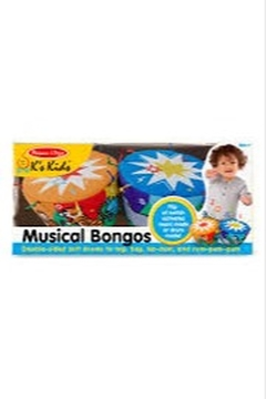 Melissa & Doug Musical Bongos - Alternate List Image